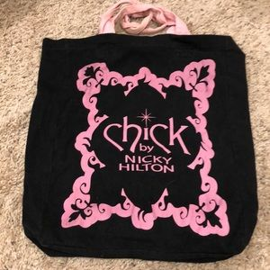 Chick by Nicky Hilton tote